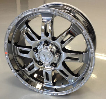 "20"" PVD Chrome TSS Offroad Wheel"
