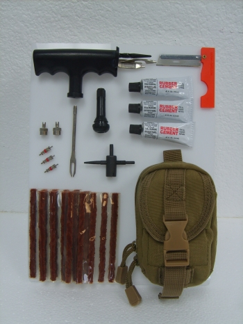 Extreme Outback Powersports Puncture Repair Kit