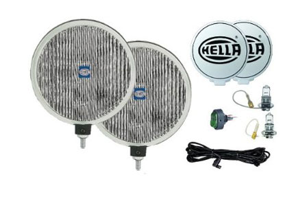 Hella Model 500 Fog Lamp Kit
