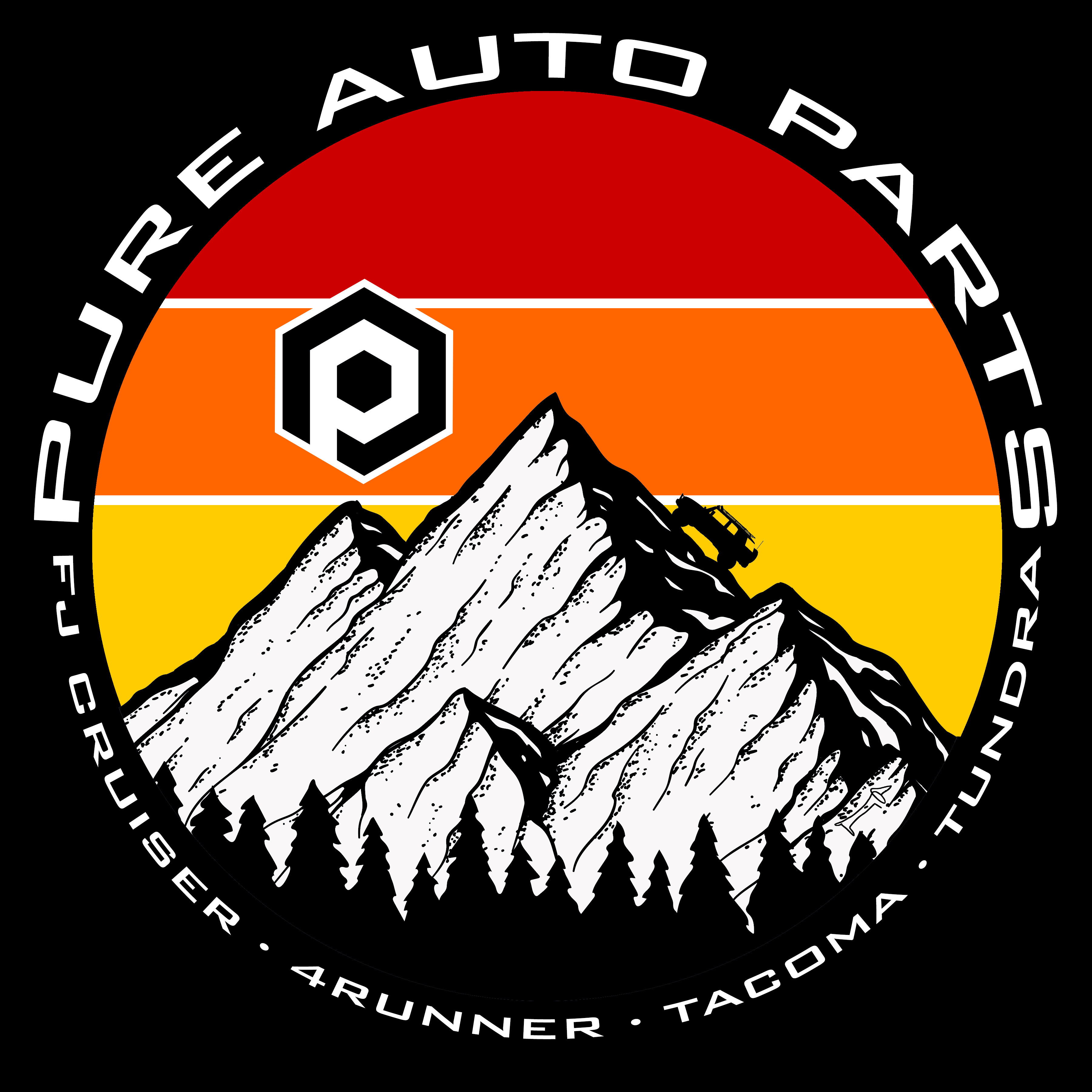 Pure Auto Parts - OverLanding - New T-Shirt for 2019