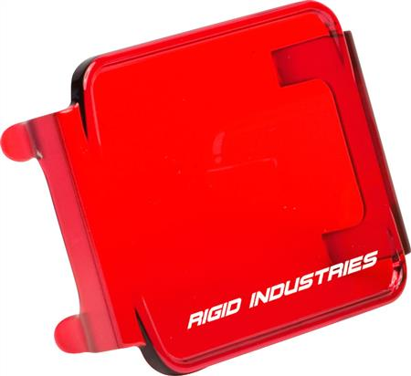 D-Series Light Cover - RED
