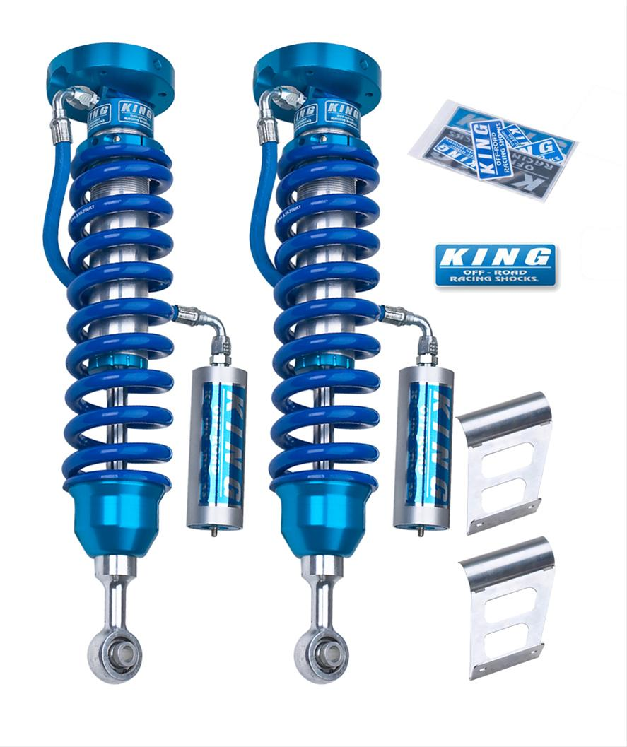 King Shocks OEM Performance Series Front Coilovers 2007-2018 Tundra