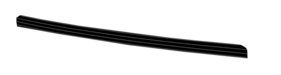 T-Rex Tundra Billet Bumper Grille, Black, 1 Pc, Overlay 2014-2020