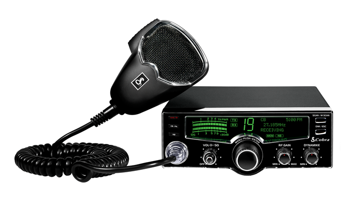Cobra 25 LX LCD Display CB Radio