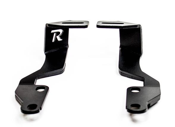 Rago 2007-2013 2ND GEN TUNDRA DITCH LIGHT BRACKETS (ships free)
