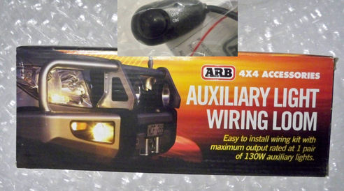 ARB Wiring Loom Kit