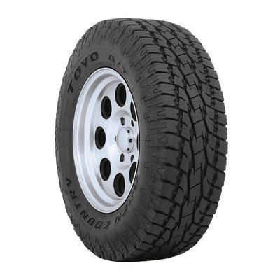 Toyo LT295/70R18 Tire, Open Country A/T II