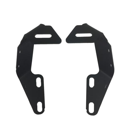Rago 2014-2019 3RD GEN TUNDRA LOW-PRO DITCH LIGHT BRACKETS (ships free)