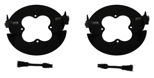 Toyota Tundra/Tacoma Fog Light Mounting Kit Baja Designs