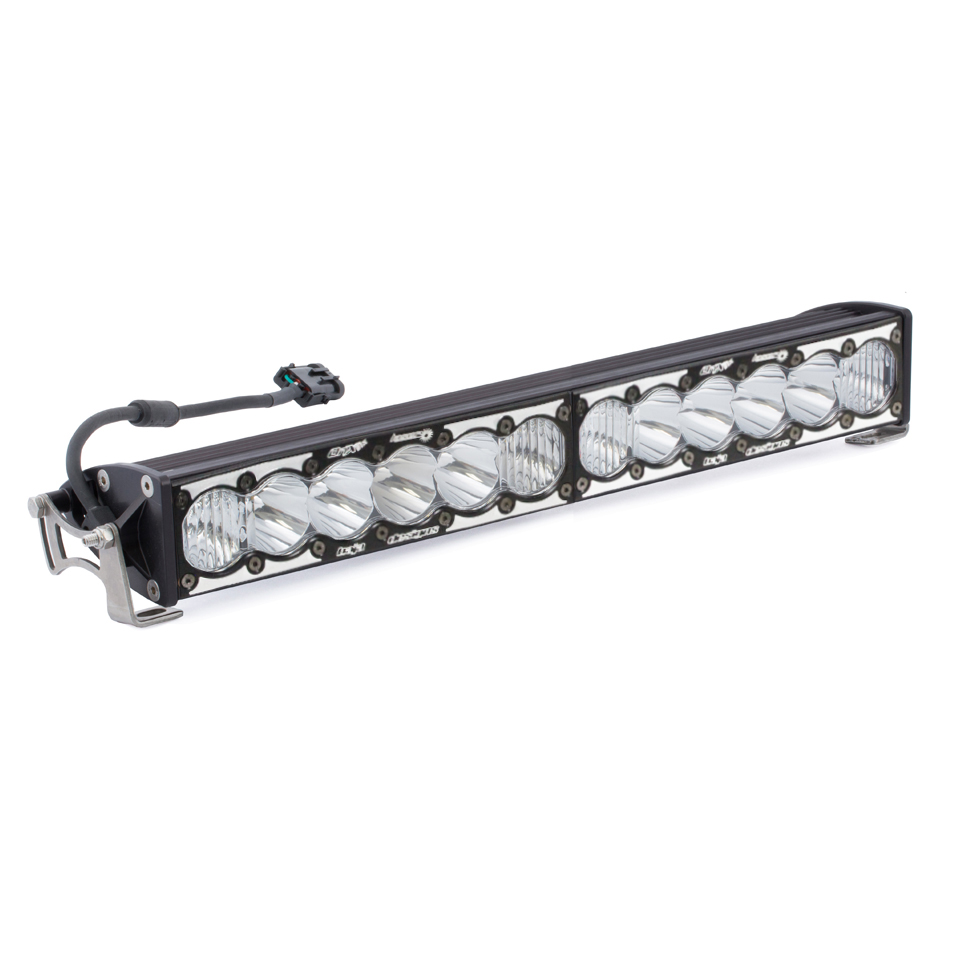 OnX6 20 Inch Hybrid LED And Laser Light Bar Baja Designs