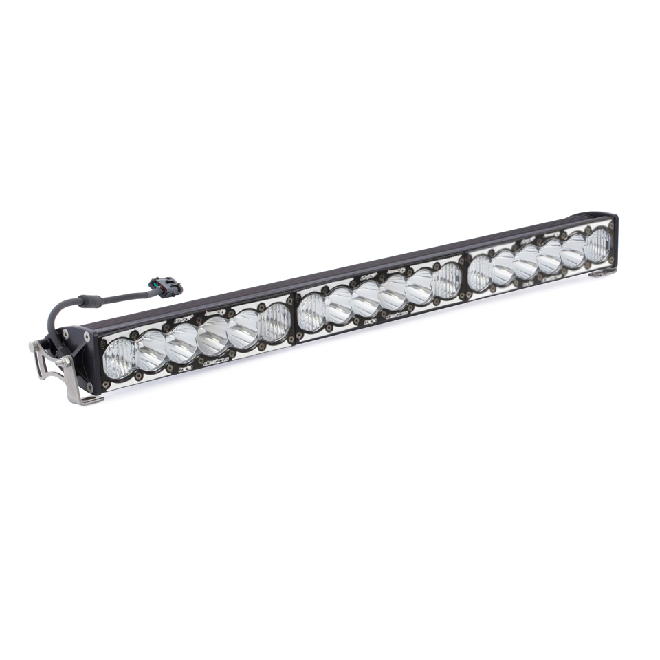 OnX6 30 Inch Hybrid LED And Laser Light Bar Baja Designs