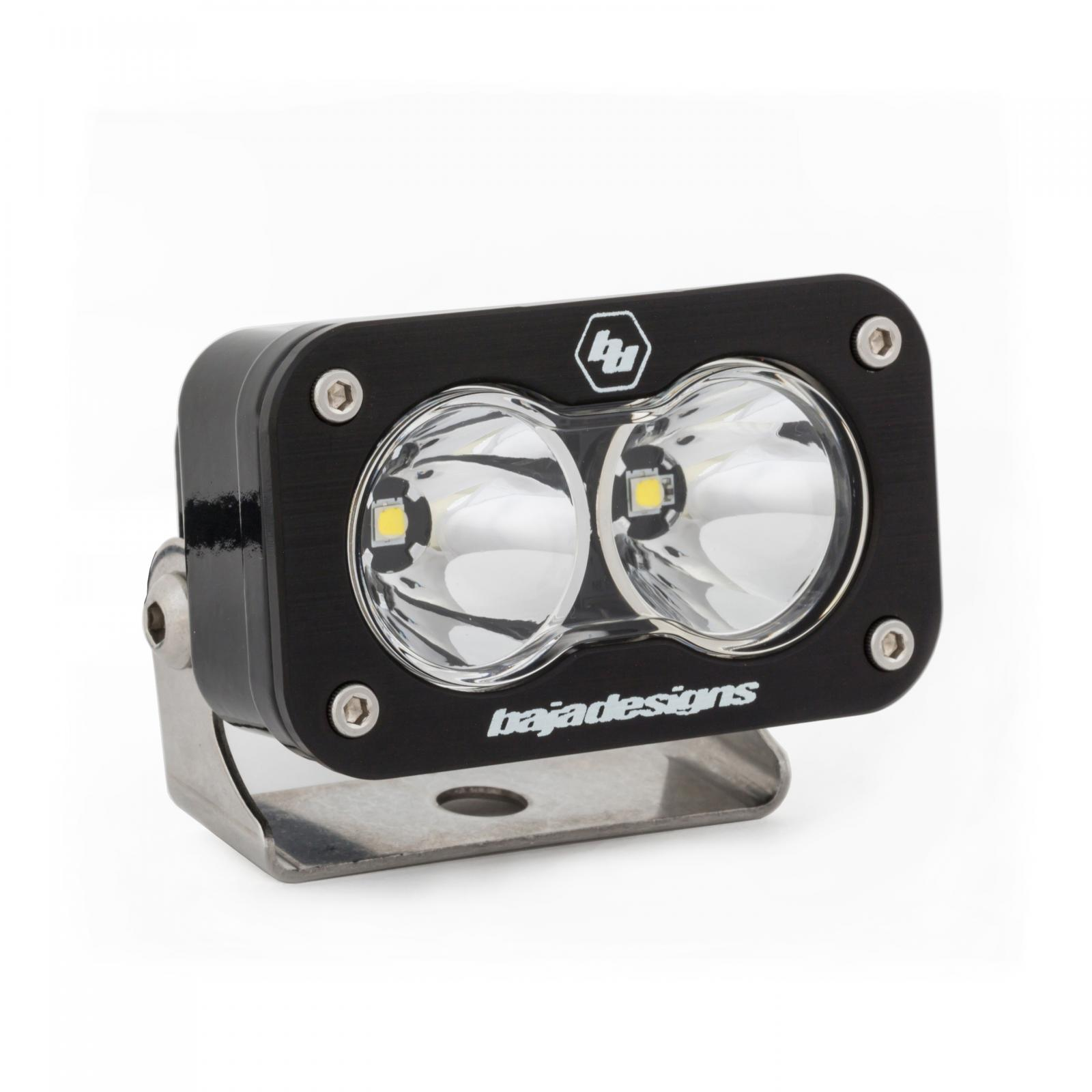 LED Work Light Clear Lens Work/Scene Pattern S2 Pro Baja Designs