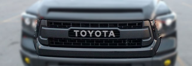 Toyota TRD Pro Grille 2014-2017