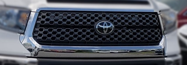 Toyota Tundra SR5 Grille Assembly 2018-2020; TSS Compatible
