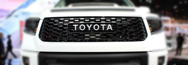 Toyota TRD Pro Grille 2019+
