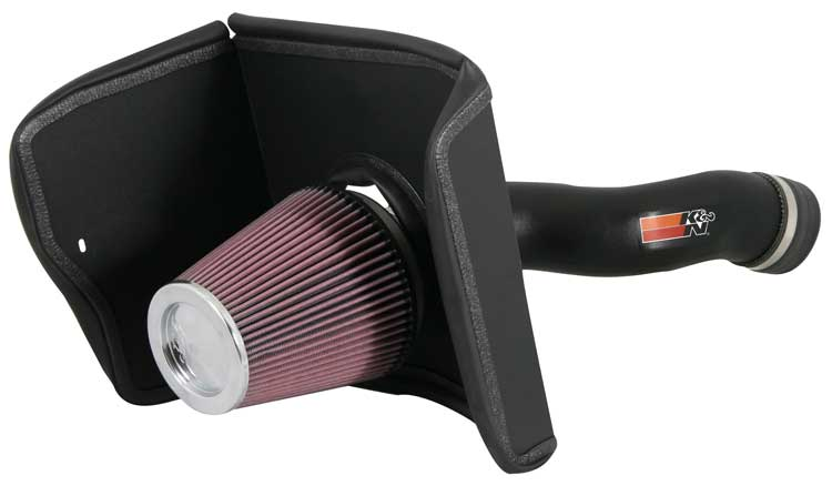 K&N 63 Series Performance Intake Kit 07-11 TUNDRA 5.7L V8