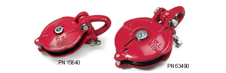Warn Heavy Duty Snatch Block (33K)