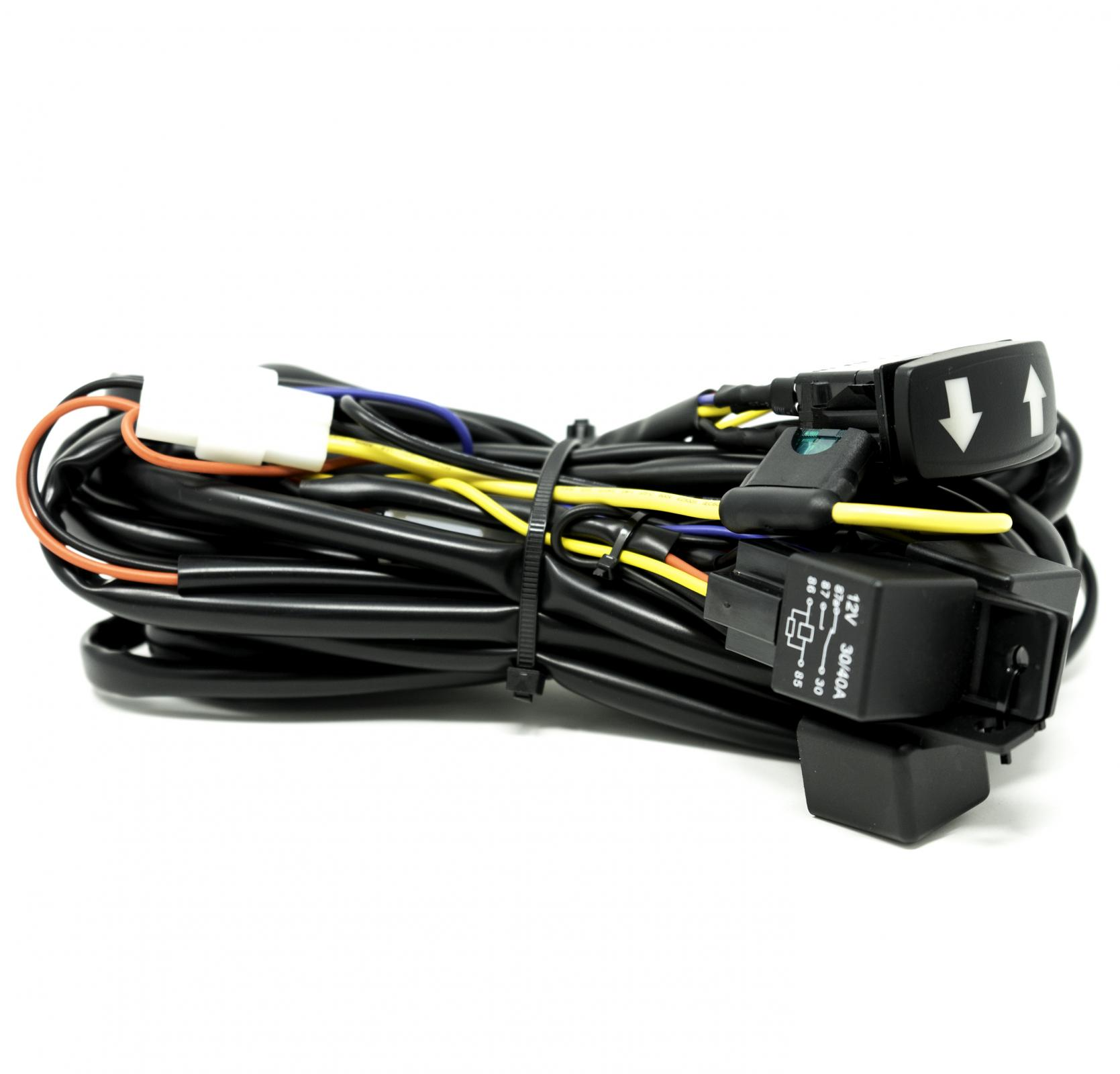 UTV RTL-S Turn Signal Harness Baja Designs