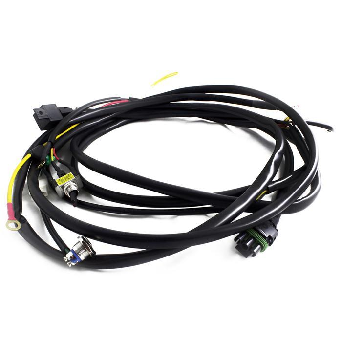 S8/IR Wire Harness W/Mode 2 Bar Max 325 Watts Baja Designs