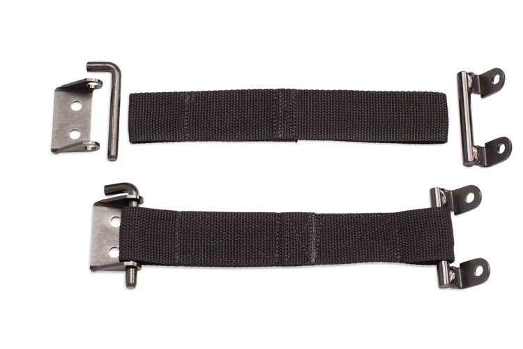 "Warrior Products Universal 1.5"" Door Limiting Strap - Each"