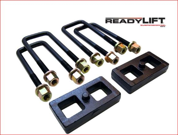 "Readylift 1"" Rear Block Kit"