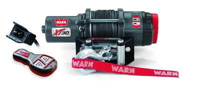 Warn XT30 Series ATV & Side by Side Winch