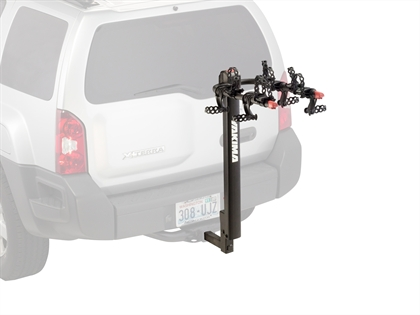 Yakima DoubleDown 4-Bike Hitch Carrier