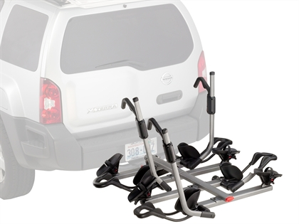 Yakima HoldUp Plus 2 to 4-Bike Capacity Hitch Carrier
