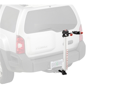 Yakima HighLite White 2-Bike Hitch Carrier