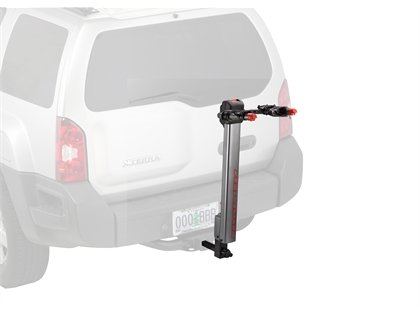 Yakima Highlite Silver 2-Bike Hitch Carrier