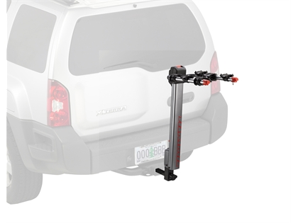 Yakima Highlite Silver 3-Bike Hitch Carrier