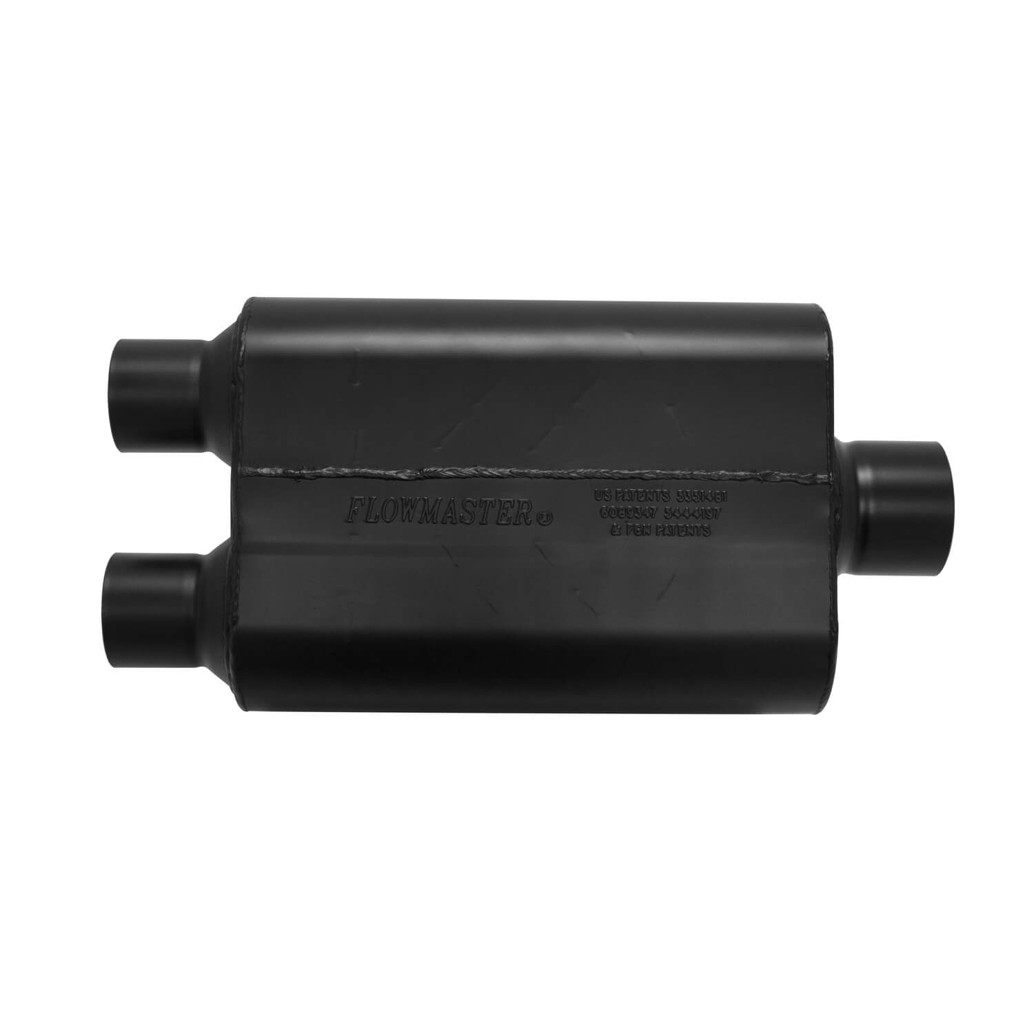 FLOWMASTER SUPER 44 SERIES CHAMBERED MUFFLER