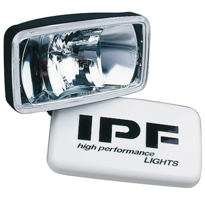 "IPF 7"" Rectangular 55 Watt Lights by ARB"