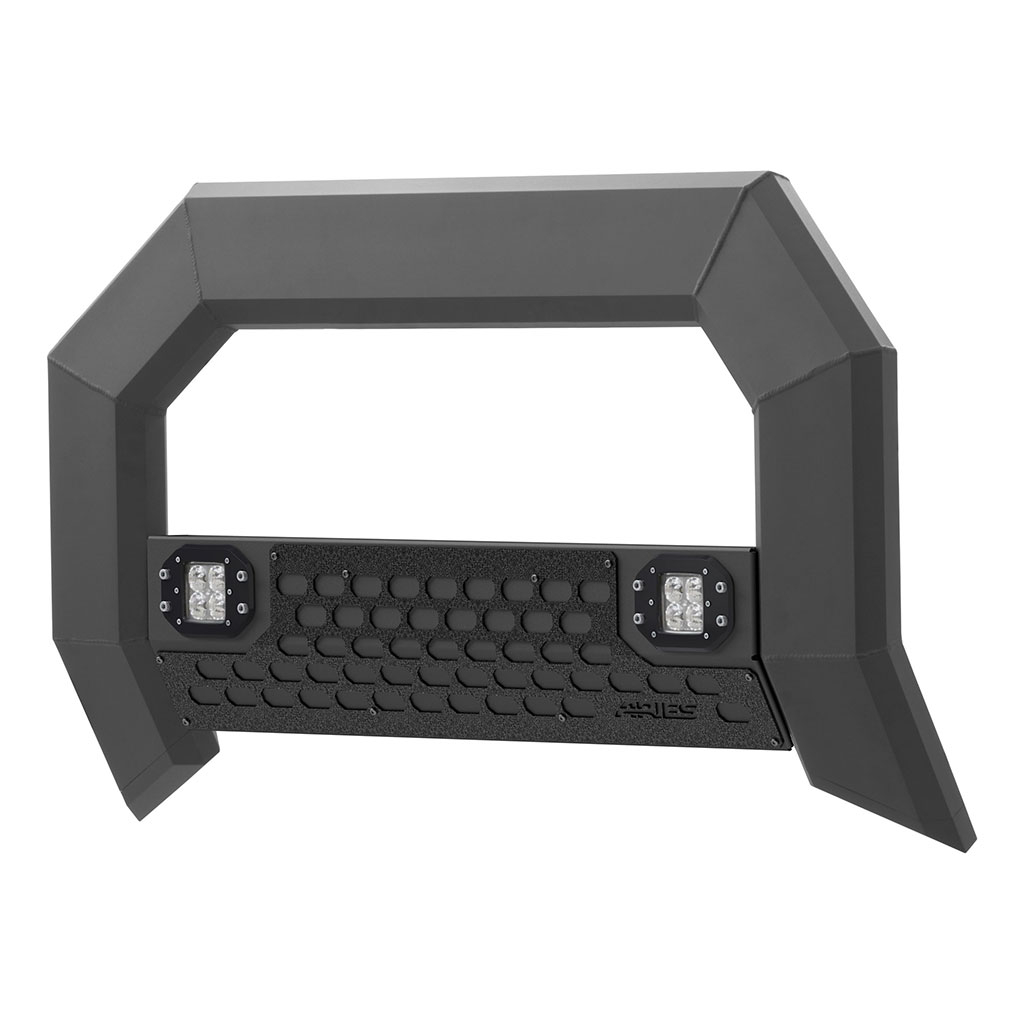 Aries AdvantEDGE Tundra Black Bull Bar 07+ (Ships Free)