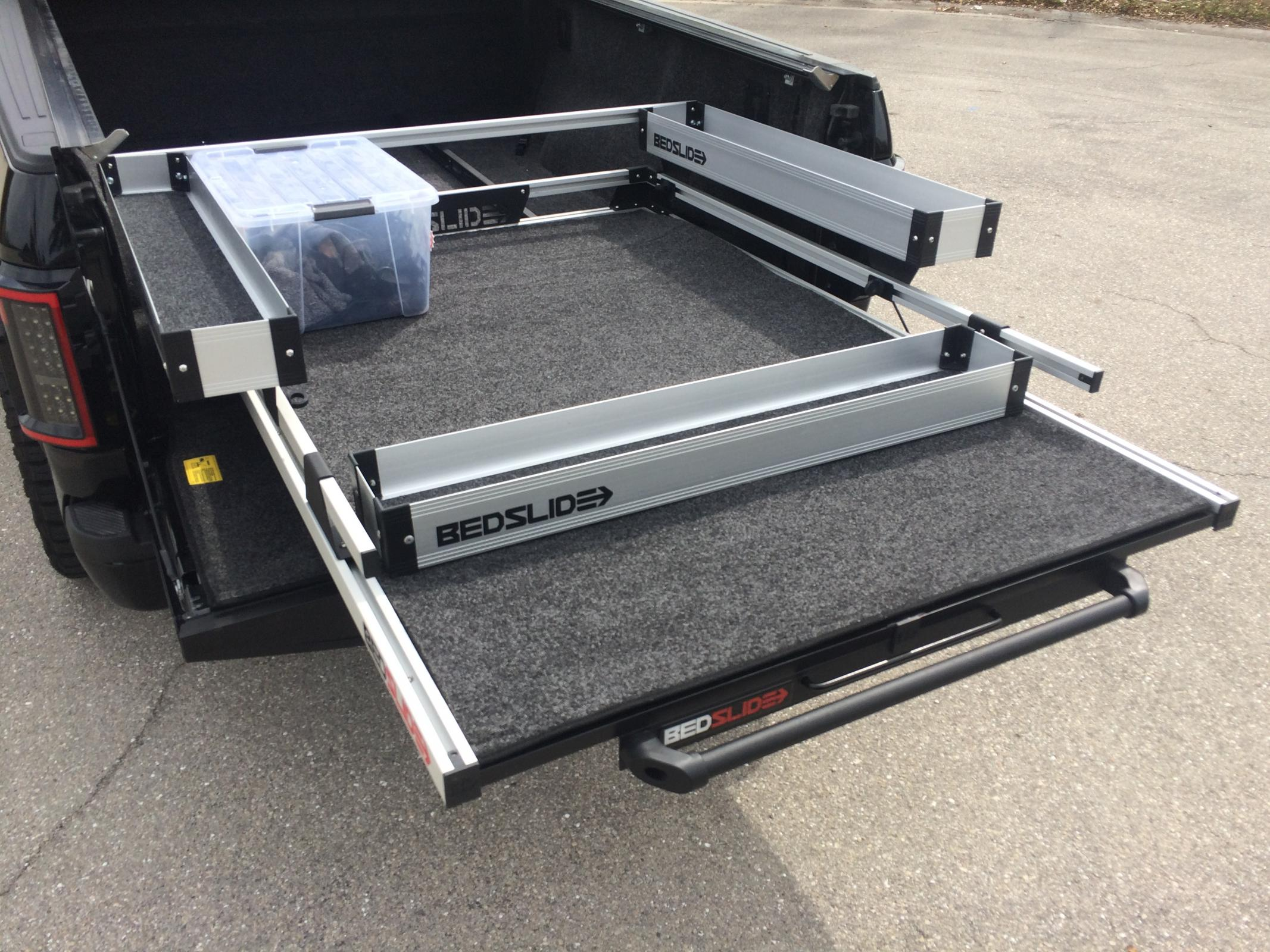 DECKMAT DeckMat For 8 Foot BEDSLIDE Bedliner