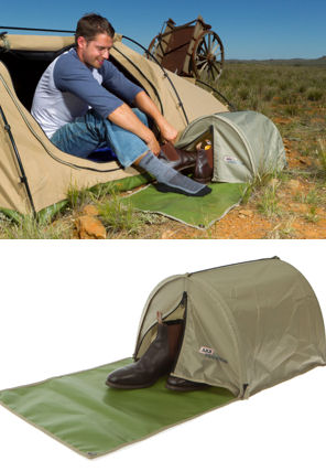 ARB Boot Swag - Tent for your Boots