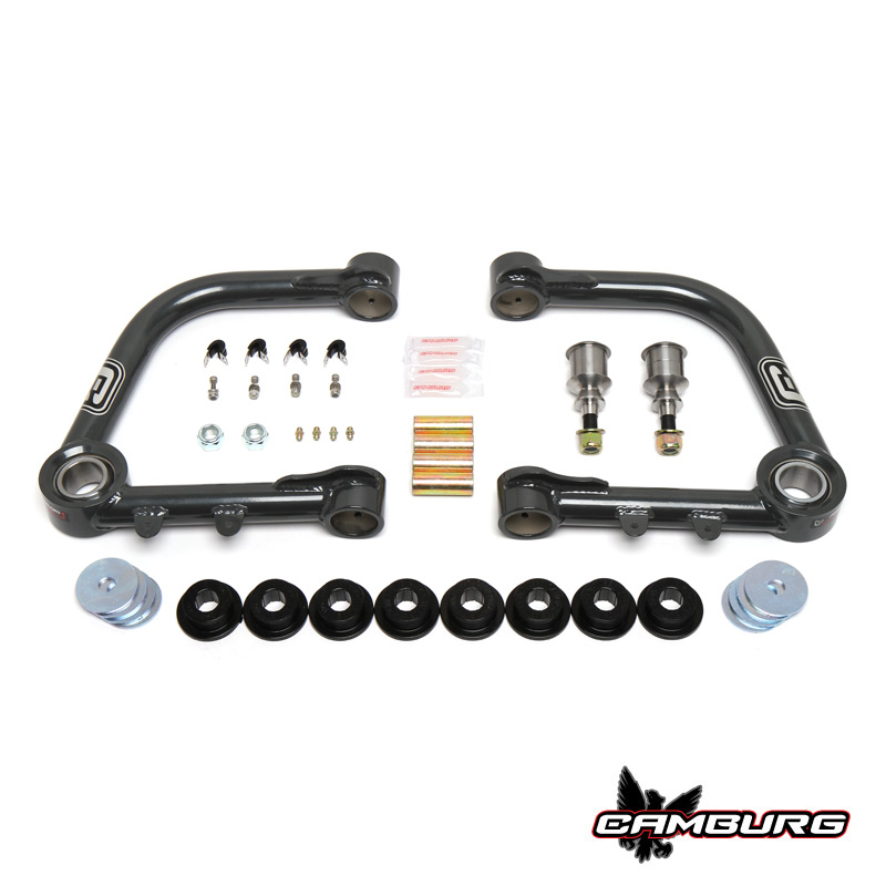 CAMBURG TOYOTA TUNDRA 2WD/4WD 07-18 PERFORMANCE 1.50 UNIBALL UPPER ARMS