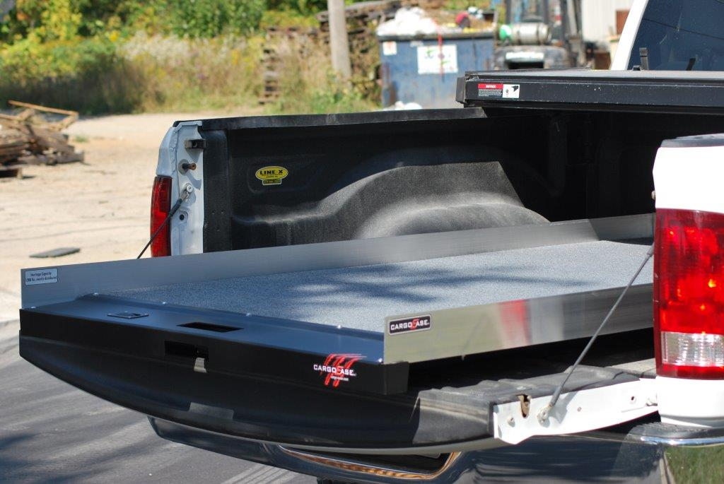 Cargo Ease Heritage Cargo Slide 1200 Lb Capacity 07-Pres Toyota Tundra Crew Max Short Bed
