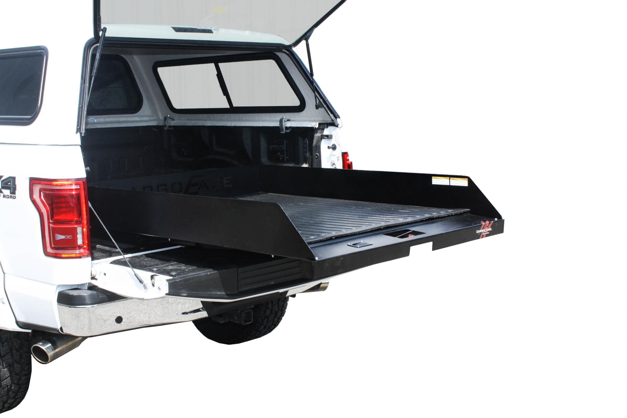 Cargo Ease Commercial 1500 Cargo Slide 1500 Lb Capacity 07-Pres Toyota Tundra Crew Max Short Bed