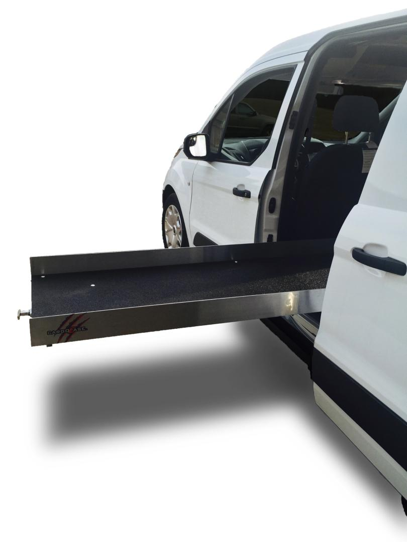 Cargo Ease Aluminum Dual Directional Cargo Slide 1000 Lb Capacity 07-Pres Toyota Tundra Crew Max Short Bed