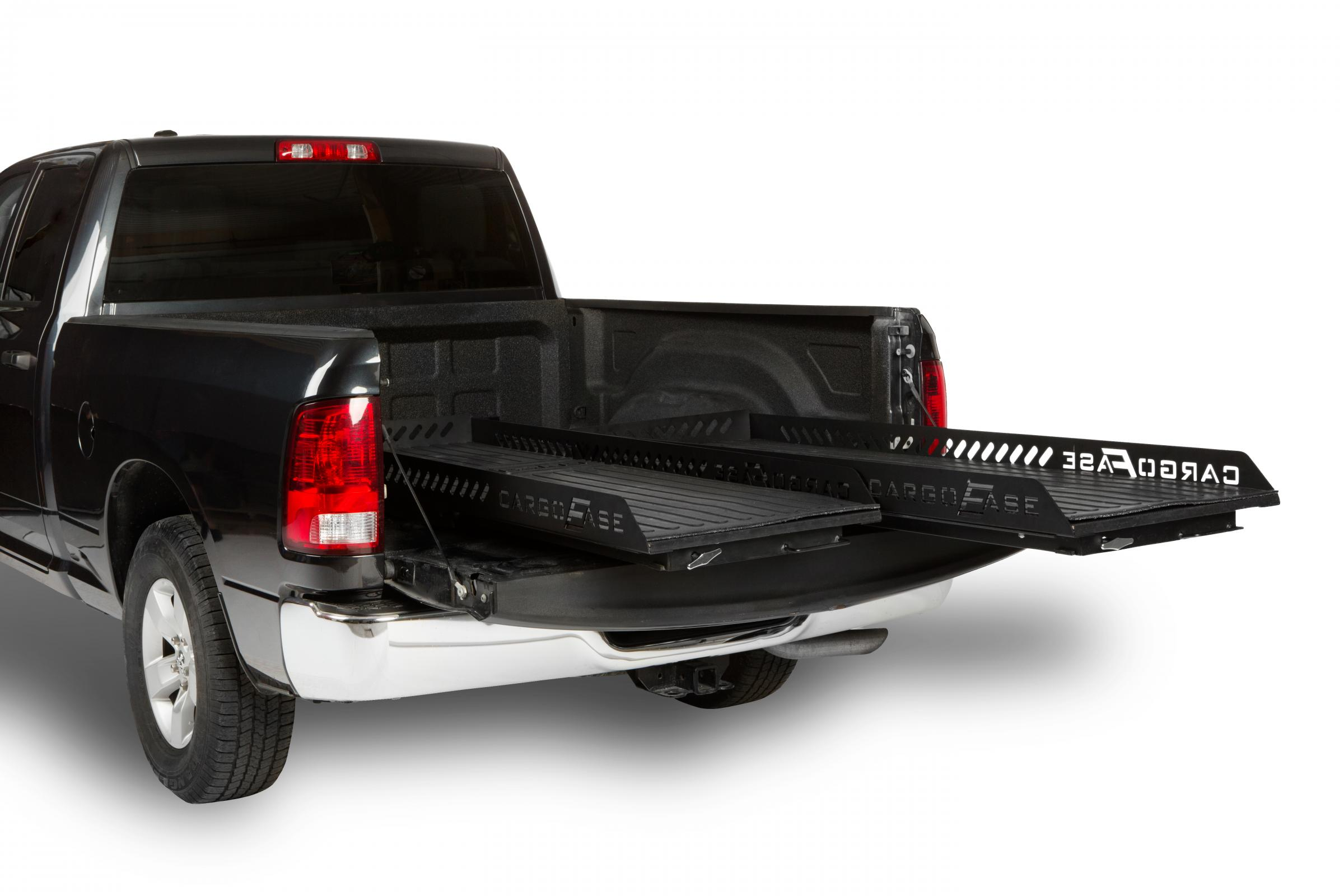 Cargo Ease Dual Slide Cargo Slide 1200 Lb Capacity (600 each side) 07-Pres Toyota Tundra Crew Max Short Bed