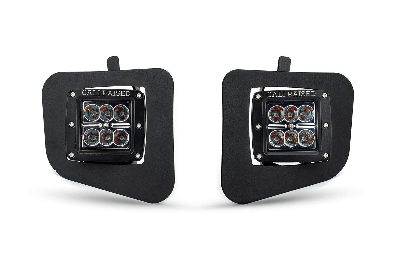 Cali Raised Toyota Tundra LED Fog Light Pod Replacements Combo 2014+