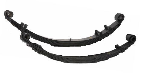 OME DAKAR Leaf Springs (2) for Tundra 2007-2012