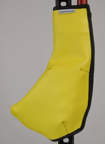 "12 - Caution Yellow CF 15"" Jackcover"