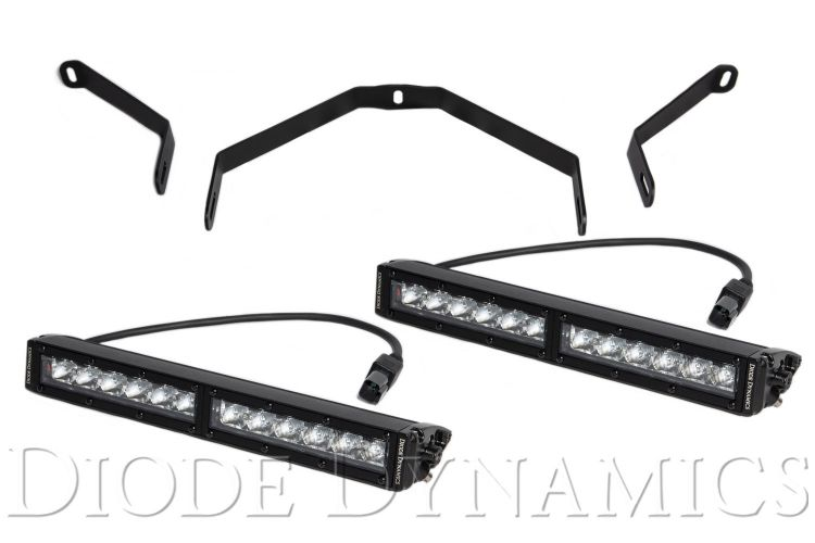 2014+ Toyota Tundra LED Driving Light Kit