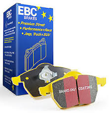 EBC Yellowstuff Aramid Brake Pads FRONT