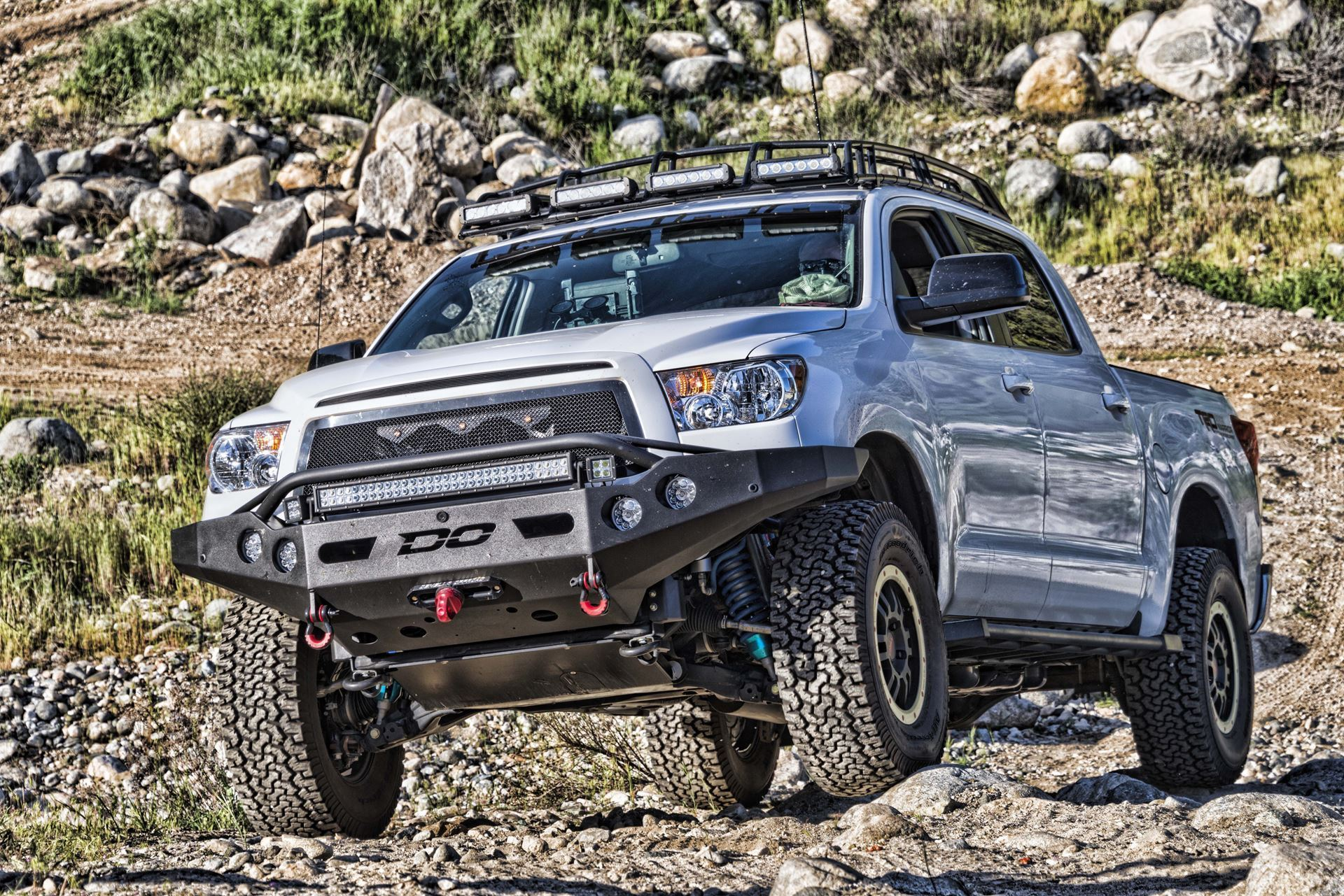 Road Rhino Bumper >> Demello Off-Road Tundra Front winch bumper 07-13 [DEMELLO-TUNDRA-WINCH-BUMPER] - $1,400.00 ...