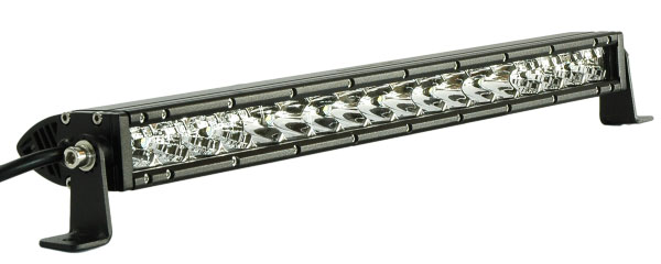 "Pro-Series 2D 8"" Single Row LED Light Bar - 2,400 Lumens - Combo Beam"