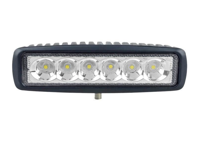 "Extreme Series 6"" LED Light Bar - 1,080 Lumen - Spot Beam"
