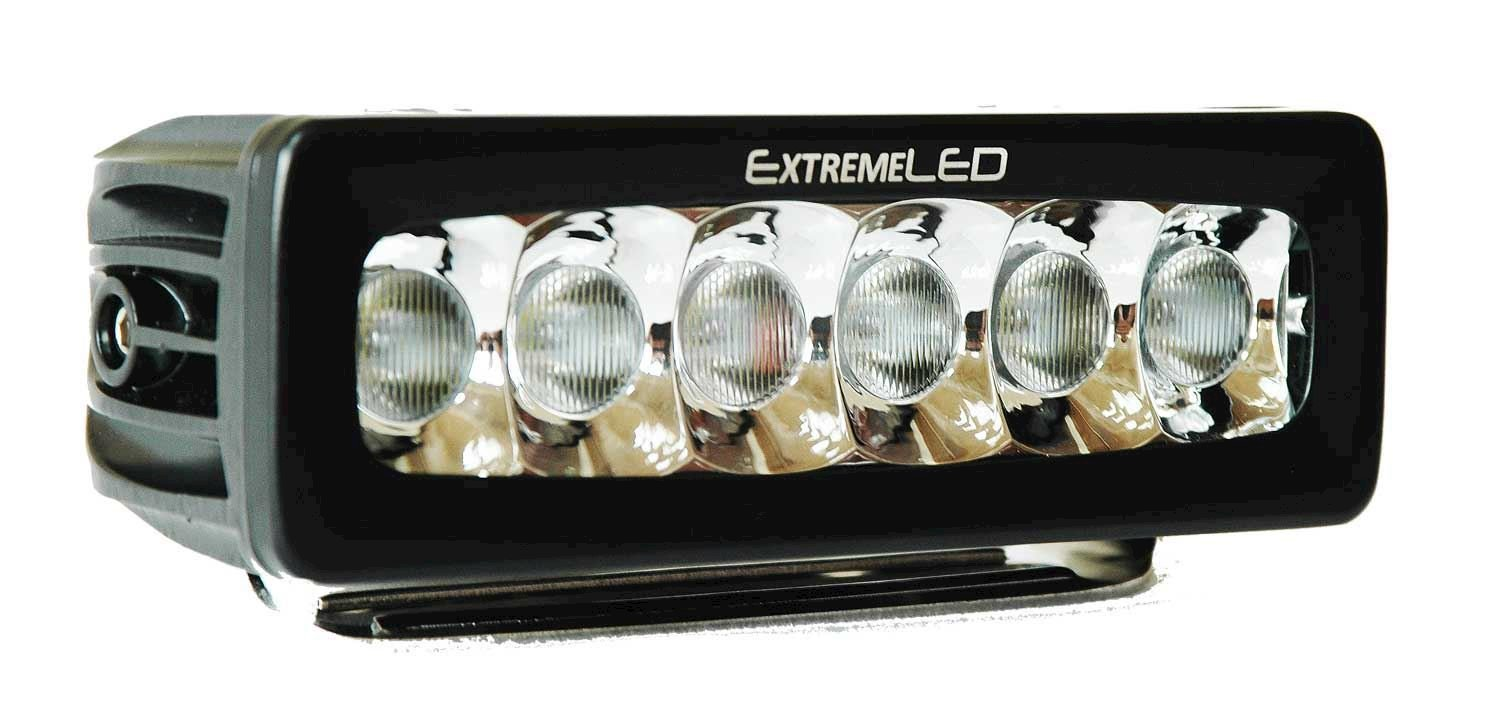 "Pro-Series 6"" CREE LED Light Bar - 2,400 Lumen - Spot Beam"